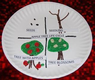 Apple Scented Homemade Play Dough & Counting Mats for Fall! | The Preschool Toolbox Blog | Tech to Teachers | Scoop.it
