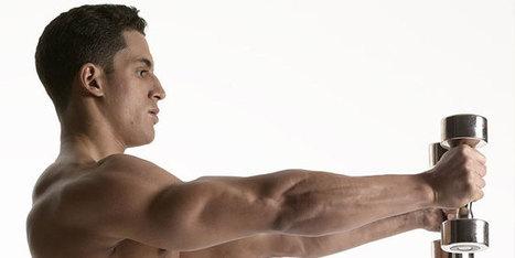 La voie express pour développer vos muscles | Dessiner sa Silhouette, Avoir la Maitrise sur Son Corps, et Se Sentir Bien au Quotidien... | Scoop.it