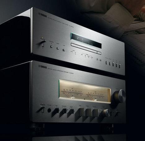 Yamaha série S3000 : ampli Hi-Fi et lecteur CD haut de gamme avec une touche d'élégance vintage | ON-TopAudio | Scoop.it