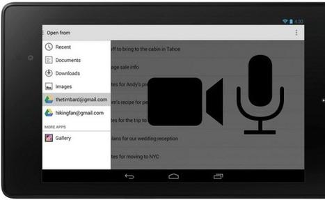 5 Mejores Aplicaciones para Grabar la Pantalla de Android | PCWebtips.com | Aplicaciones móviles: Android, IOS y otros.... | Scoop.it
