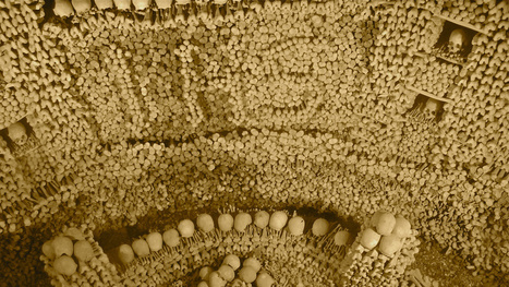 These Buildings Are Made with Skulls and Bones | Strange days indeed... | Scoop.it