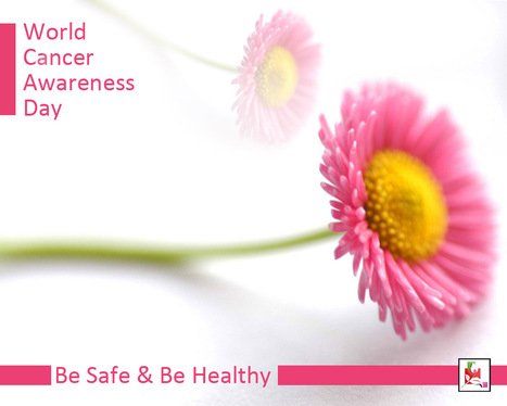 Keep calm and support world cancer awareness day. | BlossomSquare online flowers delivery system | Scoop.it