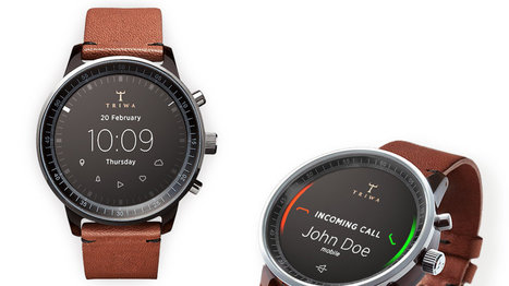 Designing a timeless smartwatch | Daily Magazine | Scoop.it