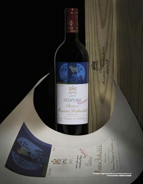 Château Mouton Rothschild Enlists Art and Heritage to Beat China's #Bordeaux Slump | Vitabella Wine Daily Gossip | Scoop.it