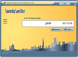 SpeedySpeller | Skills for Life Resources | Scoop.it