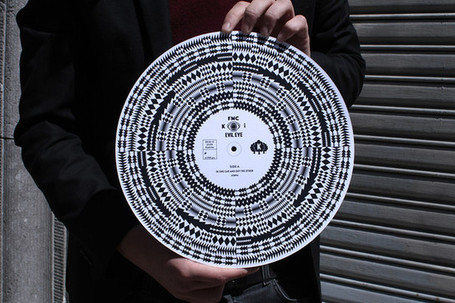 "Watch: Printed Record Turns Drawings Into Music | ""Life Without Art Is Stupid"" 