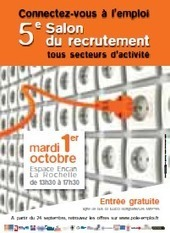 5eme-salon-du-recrutement-maison-de-l-emploi-la-rochelle | Association PARIE News | Scoop.it
