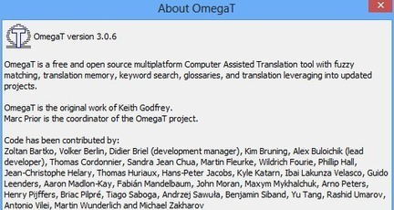 Upcoming Webinar about Translation Program OmegaT (by Roman Mironov) | Translator Tools | Scoop.it