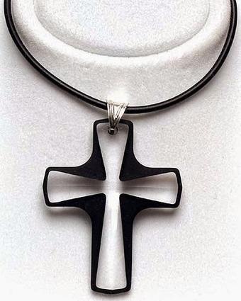 How to Select a Simple Catholic Cross Pendant | Catholic Jewelery | Scoop.it