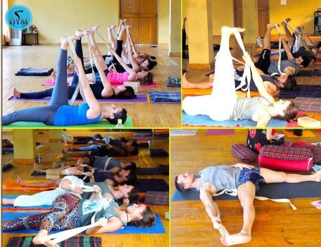 A Best Friend on Yoga Mat | Yoga School Rishikesh India | Scoop.it