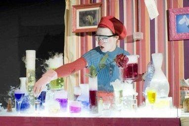 Des clowns pour faire passer la science | Les Clowns parlent du Nez | Scoop.it