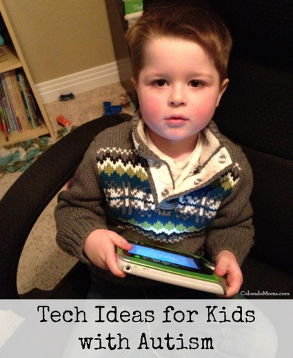 Tech Ideas for Kids with Autism   Social Skills & Autism   Scoop.it