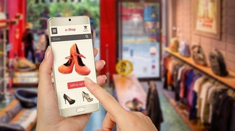 With Apps, Brands Are Creating Mobile Storefronts For Millennials I Digiday | MOBILE | Scoop.it