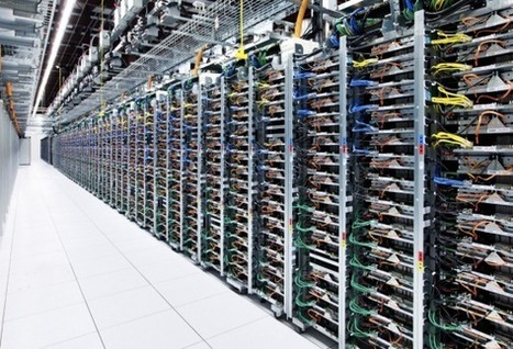 Google sets aside Hong Kong data center plans. Here's why that's a bit odd | leapmind | Scoop.it