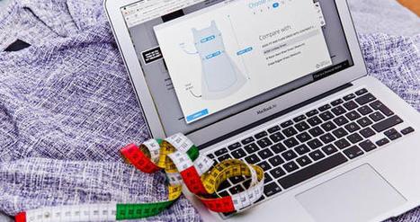 Trouver la bonne taille de vêtement sur le web, et si la 2D suffisait ?   CPL   Scoop.it