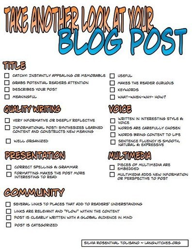 Student Blogs: Learning to Write in Digital Spaces | Langwitches Blog | Scriveners' Trappings | Scoop.it