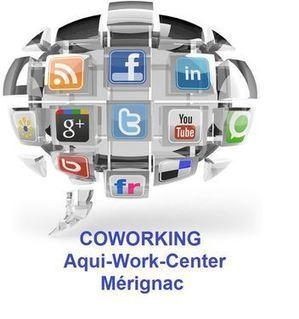 Aqui Work Center : le Coworking de Mérignac | COWORKING | Scoop.it