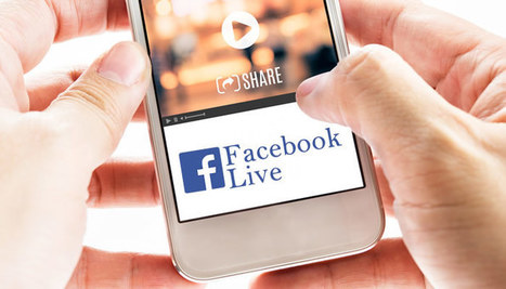 10 Facebook Live Hacks You'll Want to Know About | Social Media | Scoop.it