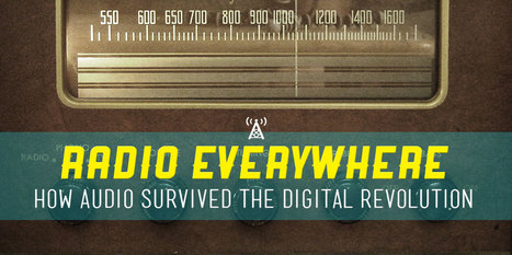 Radio Everywhere: How Audio Survived the Digital Revolution | Music business | Scoop.it
