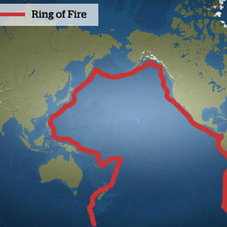 Four strong earthquakes signal angry 'Ring of Fire' | Geography Insights | Scoop.it