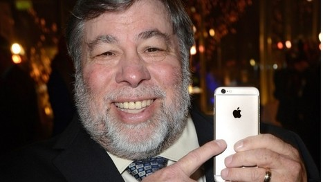 Steve Wozniak to Apple: Keep the iPhone's headphone jack | Nerd Vittles Daily Dump | Scoop.it