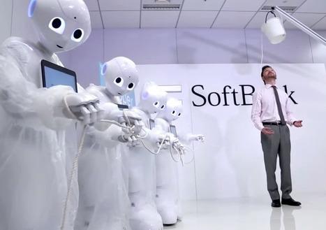 Video Friday: Ice Bucket Challenge With Robots, Dancing Drones, and Automata Movie - IEEE Spectrum   Marketing & Technologie   Scoop.it