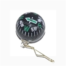 Ball Compass is perfect for quick direction finding and general use when degree accuracy is not required. | Archaeology Tools | Scoop.it