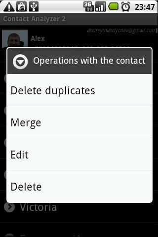 Contact Analyzer 2 - AndroidMarket   Android Apps   Scoop.it