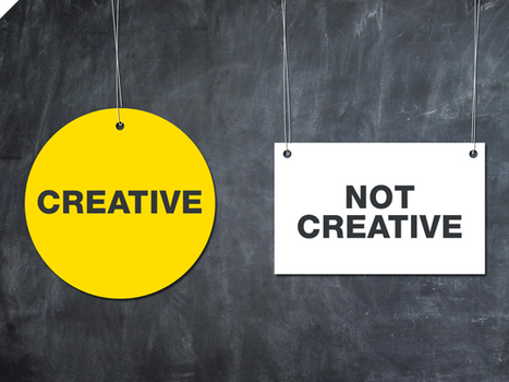 The psychology behind people believing they aren't creative. | Community Management Around the Web | Scoop.it