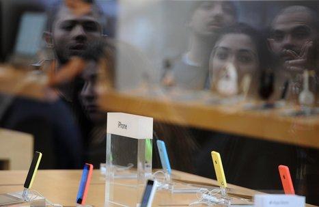 Apple Sells Nine Million New iPhones | Technobabble | Scoop.it