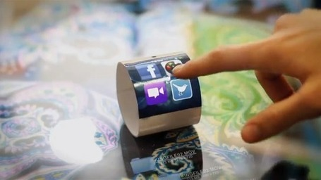 Apple iWatch: A First Conceptual Look [Video] | MobileandSocial | Scoop.it