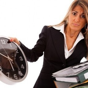 Stop Working More Than 40 Hours a Week | Leadership Lessons for Young Professionals | Scoop.it