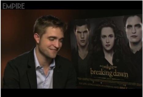 Empire Talks To The Cast Of Twilight: Breaking Dawn Part 2 (BD2 Press Junket, London)   Robert Pattinson Daily News, Photo, Video & Fan Art   Scoop.it