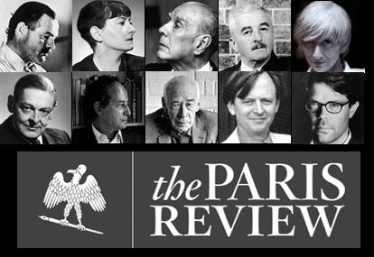 Interviews, Writers, Quotes, Fiction, Poetry - Paris Review   interweb   Scoop.it