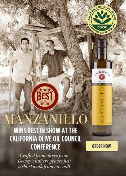 Timeline Photos - Lucero Olive Oil | Facebook | California Olive Oil | Scoop.it