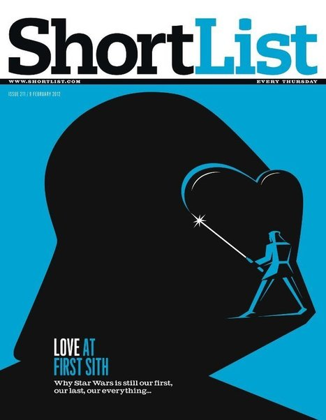 Noma Bar – Shortlist Star Wars Cover | Star Wars, l'origine du Geek | Scoop.it
