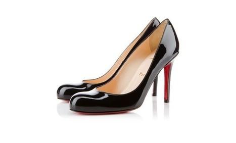 SIMPLE PUMP PATENT 100 mm, Patent leather, black, pumps, womens shoes | Top Shoes | Scoop.it