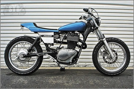RYCA CS Tracker | Cafe Racers | Scoop.it