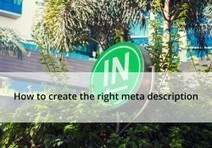 How to create the right meta description | Digital Brand Marketing | Scoop.it
