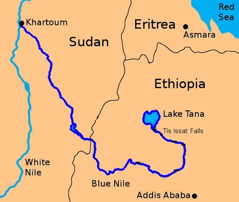 Qandil South Sudan visit to discuss Nile water, cooperation | Égypt-actus | Scoop.it