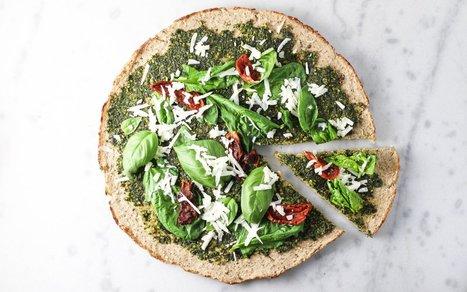 Cauliflower Buckwheat Pizza [Vegan] | Vegan Food | Scoop.it