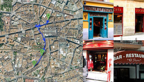 8 Junio 2013 - Madrid - Nos vamos de tapas por la Cava Baja! #Madrid_GLUTENFREE! | Gluten free! | Scoop.it