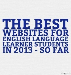 The Best Websites For English Language Learner Students In 2013 – So Far | Larry Ferlazzo's Websites of the Day… | ESL Teachers | Scoop.it