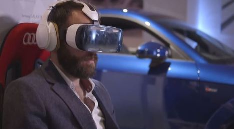 The Car Showroom and Test-Drive Get a Virtual Reality Check | Automotive Customer Experience Excellence | Scoop.it