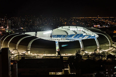 Populous completes Arena das Dunas for FIFA World Cup 2014 | sustainable architecture | Scoop.it
