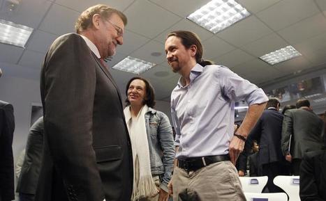 La pugna PP-Podemos abre un relato político inédito en España   Un poco de política (y también sobre elecciones)   Scoop.it