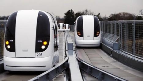 Enjeux mobilités et urbanités » PRT : Personal Rapid Transport   Urbanisme   Scoop.it