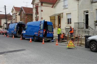 GrDF rénove le circuit d'alimentation gaz de ville rue Gabriel-Péri à Romilly (10) (L'Est Eclair - 24/03/2015) | Reseau Gaz | Scoop.it