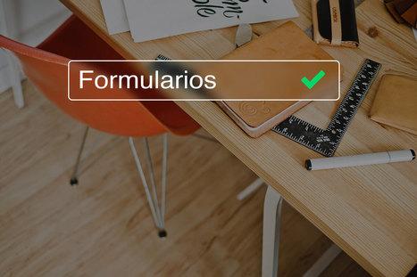 Cómo diseñar un formulario de suscripcion perfecto   Marketing&Socialmedia   Scoop.it