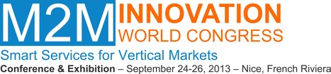 Time to discuss new services at M2M Innovation World Congress: Great panellists, Nice venue! - M2M Now | SIGFOX | Scoop.it